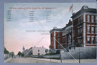 P.S. 84, 11th Ave (41st St), Astoria.