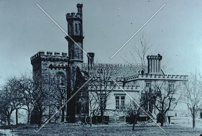 Bodine Castle, Vernon Blvd, Ravenswood, LIC.