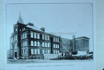 P.S. #4, Third Ward School, LIC.