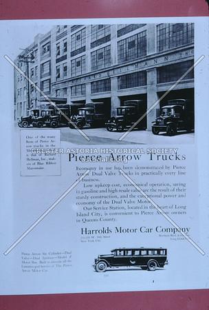 Pierce Arrow Factory, Northern Blvd and 35th St., Astoria.