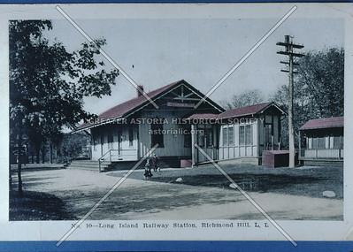 Richmond Hill LIRR station