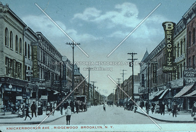 Knickerbocker Avenue, Ridgewood