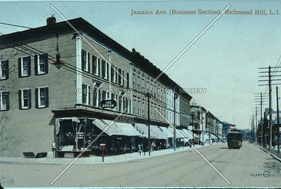 Jamaica Ave, Richmond Hill