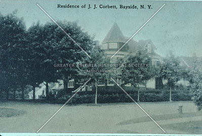 JIm Corbett boxing champion house, Corbett Road, Bayside