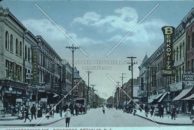 Knickerbocker Ave., Ridgewood