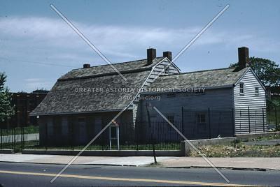 Onderdonk House, Flushing Ave., Ridgewood