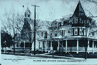 Hillside Ave at Lefferts Blvd., Richmond Hill