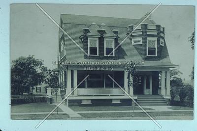 Richmond Hill house