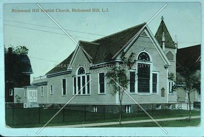 Richmond Hill Baptist Church