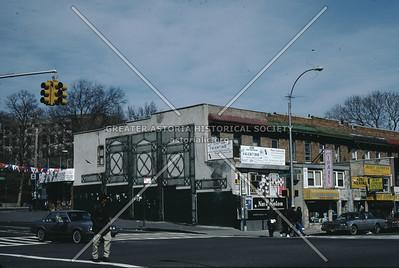 Hillside Ave at Parsons Blvd., Jamaica, 1995