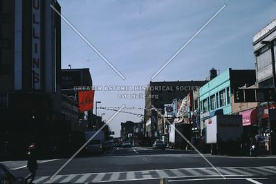 Jamaica Avenue at 168 St