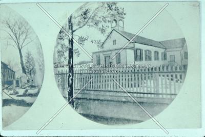 1865 schoolhouse, Richmond Hill