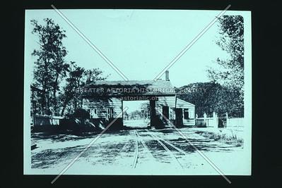 Van Wyck toll gate, Jamaica