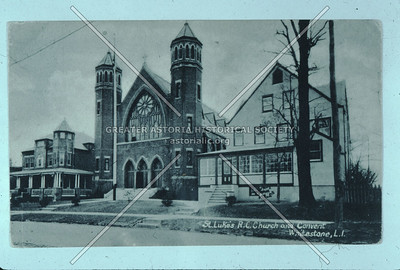 St. Luke's Church, Clintonville St., Whitestone