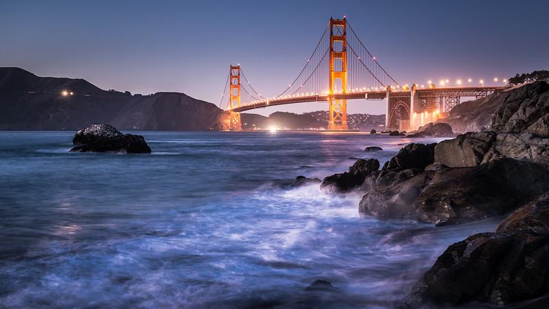Golden Gate Hour