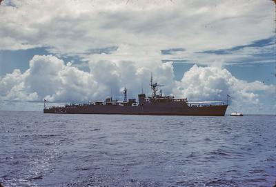 HMAS Queenborough - F02