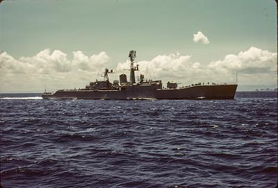 HMAS Yarra F07