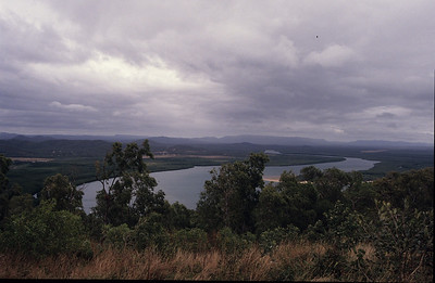 View from Grassy Hill Lookout.