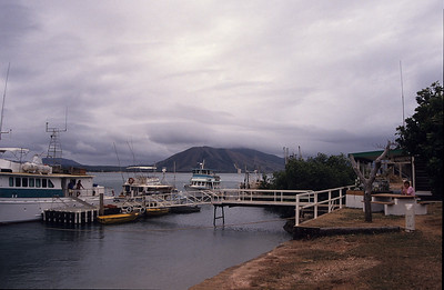 Cooktown sites. Where did the sun go??