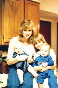 Me, Sara, Jay & Jimmy 1986