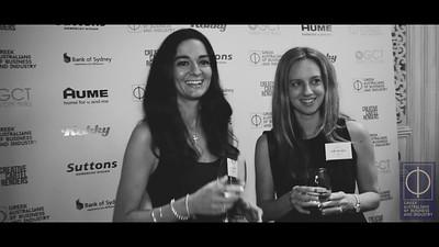 2017 Gabi End of Year Cocktail Event Sydney Australia
