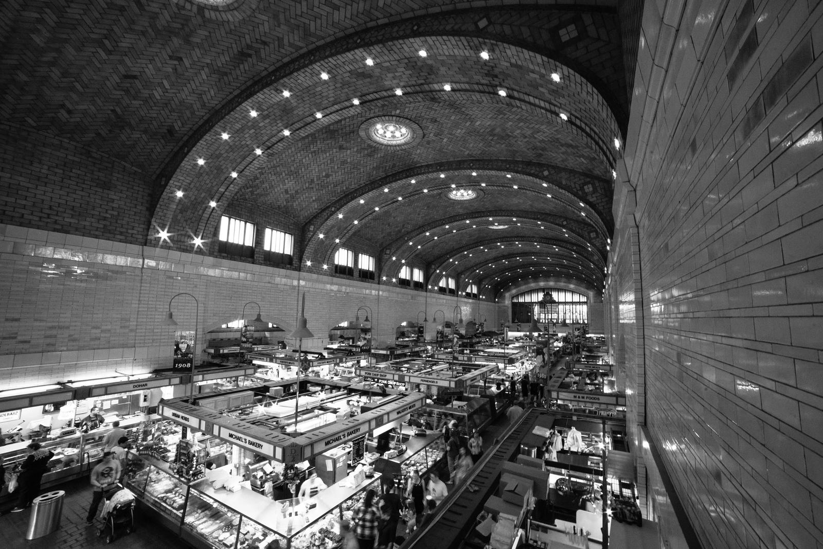 The West Side Market, September 2015 - Study 02.
