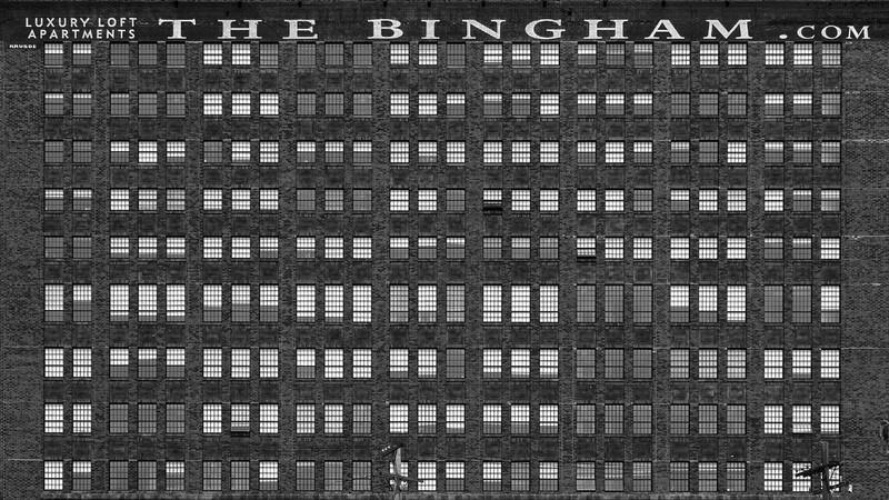 The Bingham, Cleveland, Ohio, 2014.