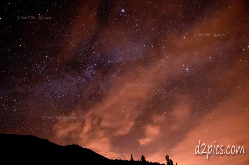 Starry Sky over Colorado