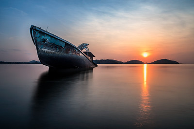 Saphan Hin Park, The Wreck