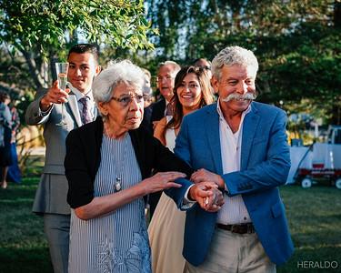 Sara and Cameron Wedding in Arroyo Grande, CA. June 21, 2018.
