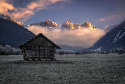The Valley of Barns