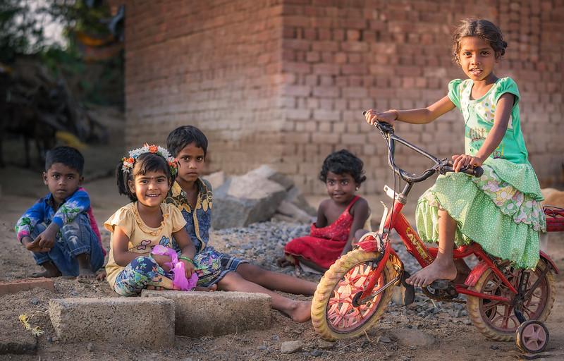 Tamil Children