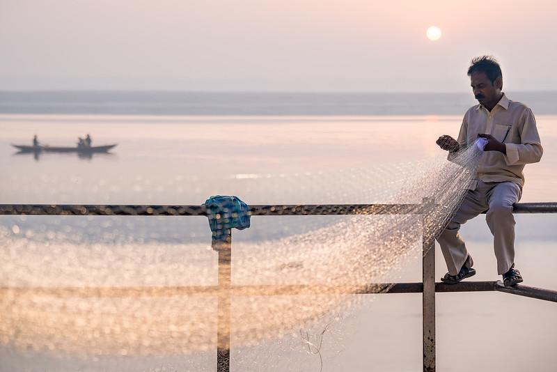 The Fisherman's Net