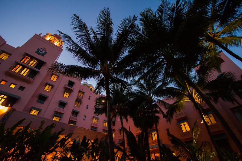The Pink Palace, Honolulu, HI 2012