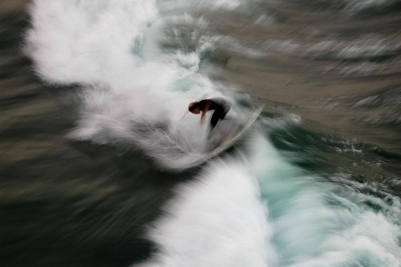 Surfer, Huntington Beach, CA 2004