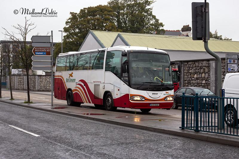 Bus Éireann SC57, Michael Conlon Rd Sligo 05-10-2020