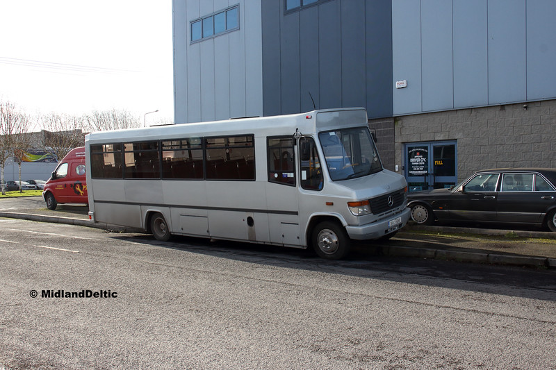 Universal PSV 08-LS-6885, Conniberry Junction Portlaoise, 04-02-2019