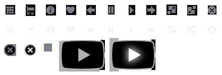 buttons-dark