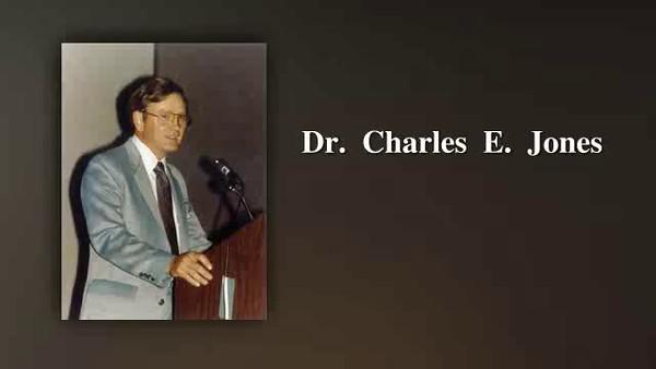 Dr. Charles E. Jones