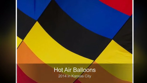 Hot Air Balloon Festival in Kansas City