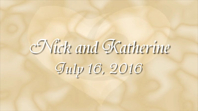 Nick and Katherine