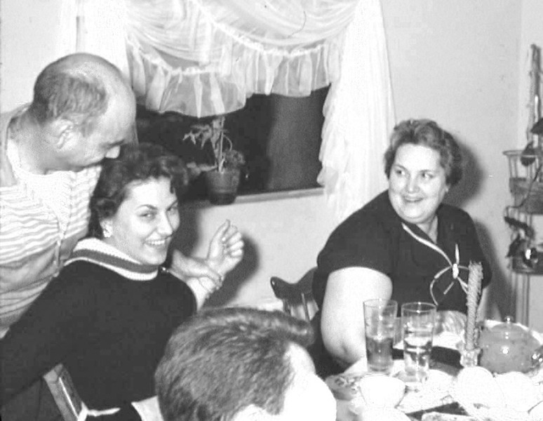 Sal, Glenda and Jean