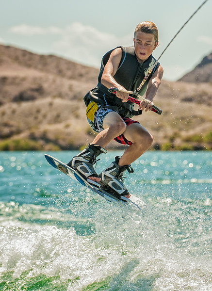 BJ wakeboard
