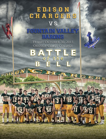 Battle of the Bell 2015 Cover