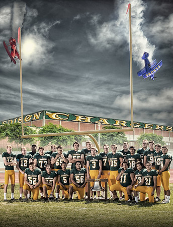 Battle of the Bell 2015 Coverno text