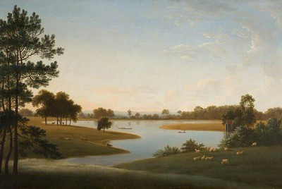 Tabley Park, Cheshire