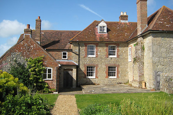 Farmhouse Garden, isle of Wight