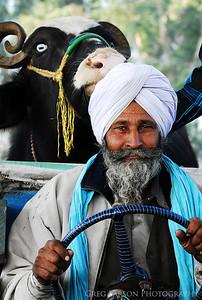 Near Amritsar, India