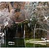 Panoramic Hanging lake 1