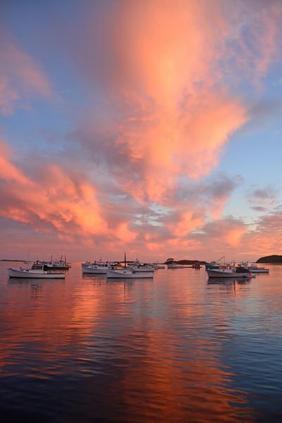 Cape Porpoise sunset
